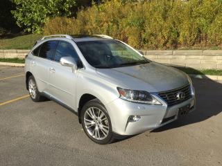 "2013 Lexus RX 350 ""TOURING"" PKG.-1 OWNER! FLORIDA WINTERS-NO CLAIMS!"