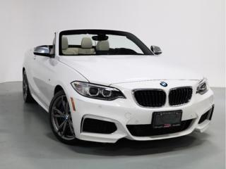 Used 2016 BMW 2 Series M-SPORT   CONVERTIBLE   NAVI for sale in Vaughan, ON