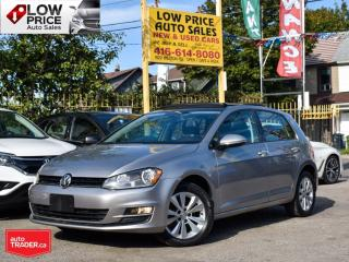 Used 2015 Volkswagen Golf Leather*Panoramic*Camera*HtdSats*Automatic*ExtraCL for sale in Toronto, ON