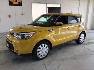 Used 2016 Kia Soul EX+ ECO|BLUETOOTH|HEATED SEATS|145,398KMS for sale in Cambridge, ON