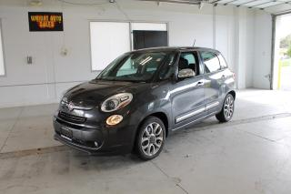 Used 2015 Fiat 500 L Lounge|NAVIGATION|MOON ROOF|LEATHER|87,768 KMS for sale in Cambridge, ON
