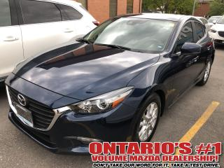 Used 2017 Mazda MAZDA3 GS SKYACTIV,SUNROOF,HEATED SEATS for sale in Toronto, ON