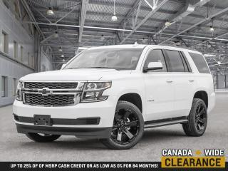 Used 2019 Chevrolet Tahoe LS for sale in Winnipeg, MB