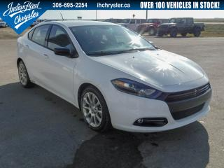 Used 2014 Dodge Dart SXT | Bluetooth | Fog Lamps | 6 Speakers for sale in Indian Head, SK