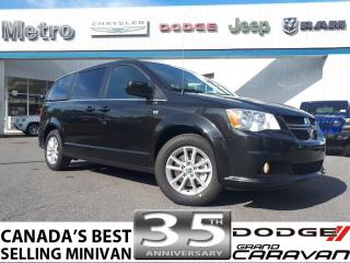 Used 2019 Dodge Grand Caravan 35th Anniversary Edition for sale in Ottawa, ON