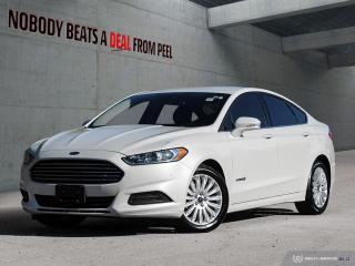 Used 2015 Ford Fusion Hybrid SE*Ceramic Tints*NEW Brakes*Clean*EV for sale in Mississauga, ON