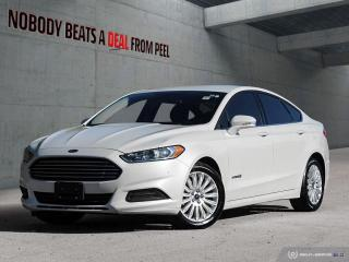 Used 2015 Ford Fusion Hybrid Se for sale in Mississauga, ON