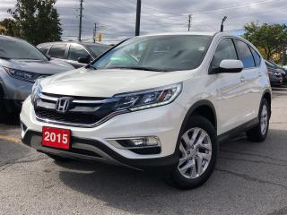 Used 2015 Honda CR-V EX, only 57,000 kilometres for sale in Toronto, ON