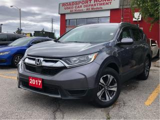 Used 2017 Honda CR-V LX, AWD, lots of warranty for sale in Toronto, ON