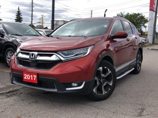 Used 2017 Honda CR-V Touring, one owner, great shape for sale in Toronto, ON