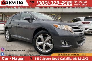 Used 2016 Toyota Venza XLE V6 | NAVI | B/U CAM | LEATHER | PANO ROOF for sale in Oakville, ON