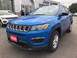 Used 2020 Jeep Compass Sport Automatic FWD for sale in Hamilton, ON