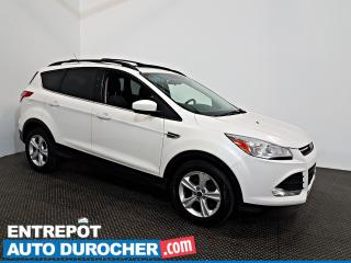 Used 2014 Ford Escape SE TOIT OUVRANT - AIR CLIMATISÉ - Caméra de Recul for sale in Laval, QC
