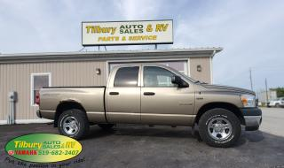 Used 2008 Dodge Ram 1500 SXT for sale in Tilbury, ON