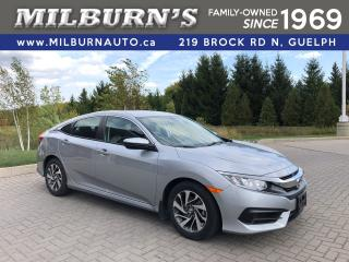 Used 2018 Honda Civic SEDAN LX for sale in Guelph, ON