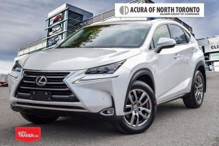 Used 2016 Lexus NX 200t 6A No Accident| Blind Spot| GPS for sale in Thornhill, ON