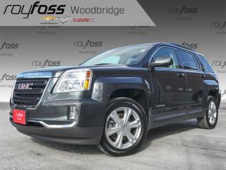 Used 2017 GMC Terrain SLE-2, AWD, PIONEER, HEATED SEATS for sale in Woodbridge, ON