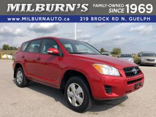 Used 2012 Toyota RAV4 FWD for sale in Guelph, ON