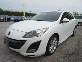 Used 2011 Mazda MAZDA3 HB Sport GT/ ACCIDENT FREE for sale in Newmarket, ON