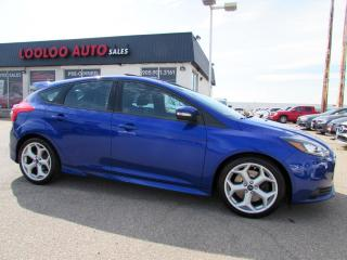 Used 2013 Ford Focus ST Hatch 6 Speed PRISTINE MUST SEE!! for sale in Milton, ON