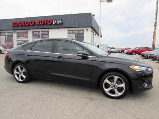 Used 2013 Ford Fusion SE Navigation*Camera*Certified for sale in Milton, ON