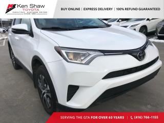 Used 2017 Toyota RAV4 | AWD | 6 SPEED | HEATED SEATS | for sale in Toronto, ON