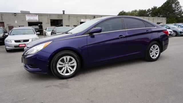 2012 Hyundai Sonata GLS AUTO CERTIFIED 2YR WARRANTY *FREE ACCIDENT* BLUETOOTH HEATED SEATS  CRUISE *ACCIDENT FREE*