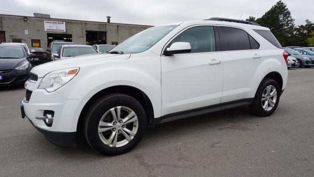 2012 Chevrolet Equinox 1LT AUTO CAMERA CERTIFIED 2YR WARRANTY *1 OWNER*FREE ACCIDENT*
