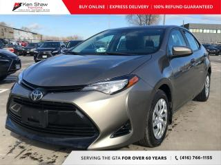 Used 2019 Toyota Corolla | ONE OWNER | NO ACCIDENTS | REAR PARKING CAMERA | for sale in Toronto, ON
