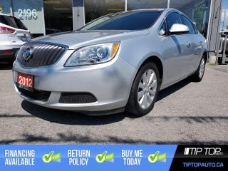 Used 2012 Buick Verano ** Clean CarFax, Low Km, Reliable ** for sale in Bowmanville, ON