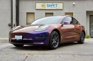 Used 2018 Tesla Model 3 LONG RANGE RWD, ENHANCED AUTOPILOT HARDWARE, ACCIDENT FREE! for sale in Burlington, ON