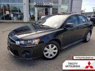Used 2017 Mitsubishi Lancer ES  HEATED SEATS-REAR CAMERA for sale in Port Coquitlam, BC