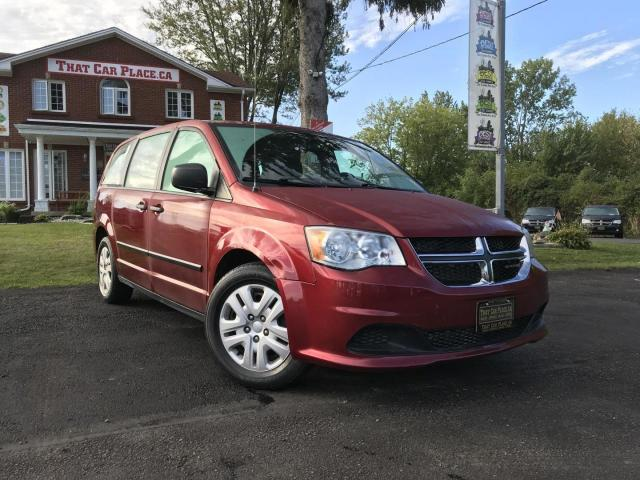 2015 Dodge Grand Caravan SE 2015 Dodge Grand Caravan SE-Pwr Windows-Cruise-A/C