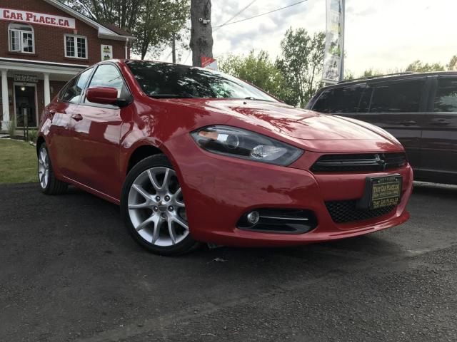 2013 Dodge Dart SXT Alloys-Pwr Windows-Cruise-A/C