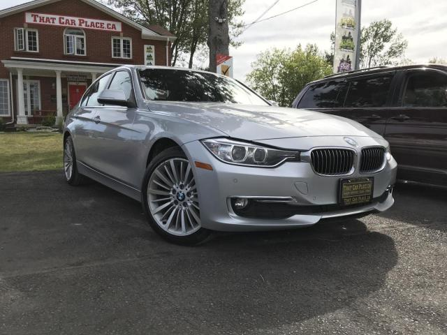 2015 BMW 3 Series 328d xDrive Sedan NAV-Backup Camera-HeadsUp Display-Alloys-Pwr Roof-Lthr Seats-Htd Seats-Pwr Seats