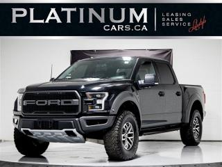 Used 2018 Ford F-150 Raptor, 4WD, SUPERCREW, NAVI, PANO, Fully Loaded for sale in Toronto, ON
