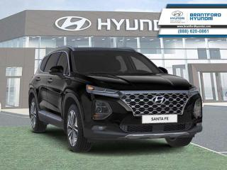 Used 2019 Hyundai Santa Fe 2.0T Luxury w/Dark Chrome Accent AWD  - $227 B/W for sale in Brantford, ON