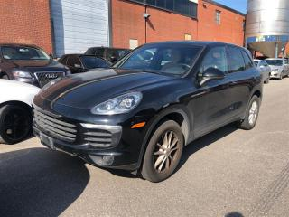 Used 2016 Porsche Cayenne AWD, NAVI, PANO, HEATED/COOLED SEATS, CAMERA for sale in Toronto, ON