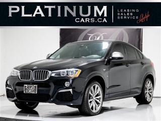 Used 2017 BMW X4 Xdrive M40i ,M SPORT, NAV, HEADS-UP, Fully Loaded X4 for sale in Toronto, ON