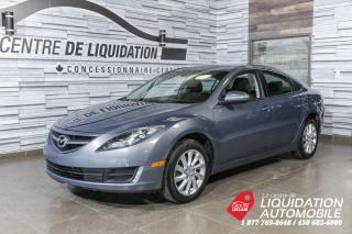 Used 2011 Mazda MAZDA6 GS for sale in Laval, QC