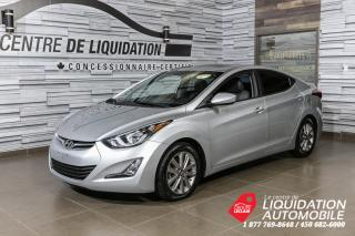 Used 2014 Hyundai Elantra GLS+TOIT+MAGS for sale in Laval, QC