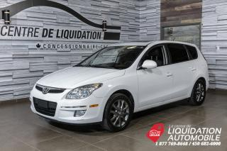 Used 2012 Hyundai Elantra Touring GLS+TOIT for sale in Laval, QC
