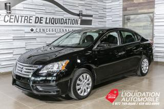 Used 2015 Nissan Sentra S for sale in Laval, QC
