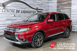Used 2016 Mitsubishi Outlander Se+awd for sale in Laval, QC