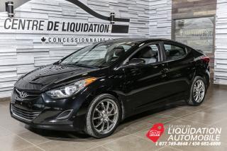 Used 2012 Hyundai Elantra GL for sale in Laval, QC