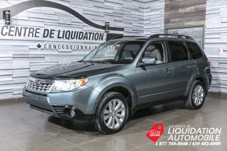 Used 2011 Subaru Forester X Limited+TOIT OUVRANT for sale in Laval, QC