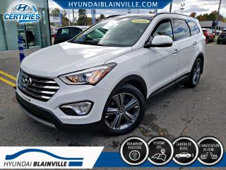Used 2016 Hyundai Santa Fe XL Ltd Awd 7 Passagers for sale in Blainville, QC