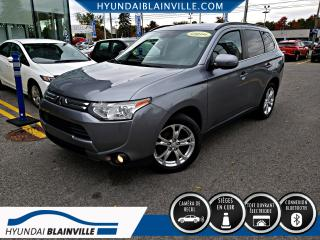 Used 2014 Mitsubishi Outlander AWD GT CUIR, TOIT for sale in Blainville, QC