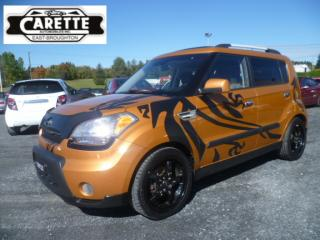 Used 2010 Kia Soul 4u toit ouvrant for sale in East broughton, QC