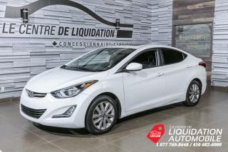 Used 2016 Hyundai Elantra SPORT+SE+TOIT+MAGS for sale in Laval, QC
